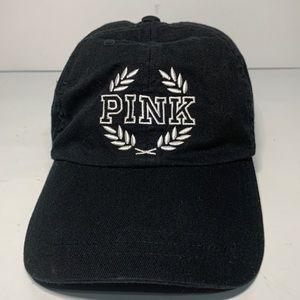 Victoria's Secret Pink Womens adjustable strapback